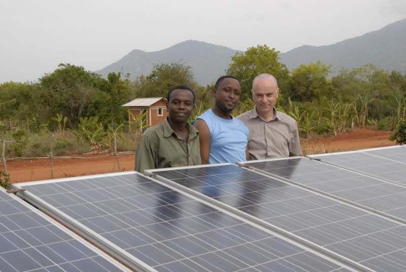 PHTL Lienz - Photovoltaikanlage für das Kwalukonge Health Center